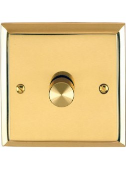 Kensington Polished Brass