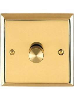 Kensington Polished Brass